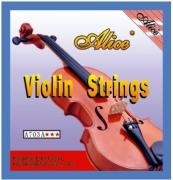 Комплект струн для скрипки ALICE A-703A