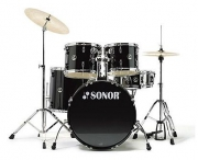 Ударная барабанная установка акустическая SONOR F507 Stage 1 Black