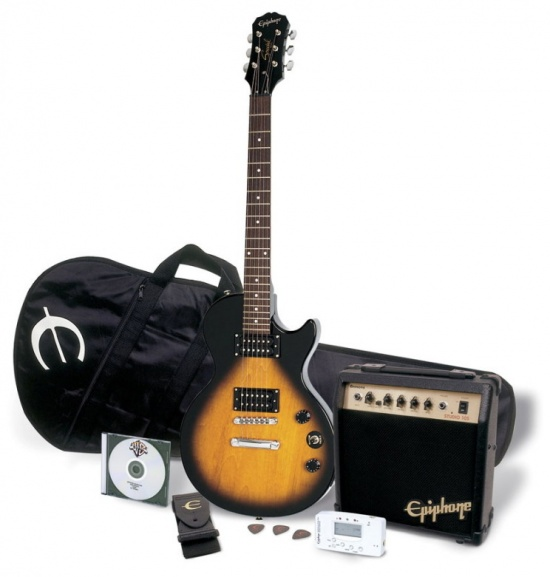 epiphone sg special electric guitar ebony № 277539