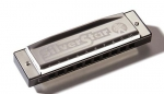 Губная гармошка HOHNER M50411 Silver Star Bb major