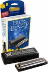 Губная гармошка HOHNER Blues Bender Bb M58511X