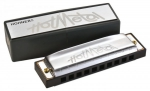 Губная гармошка HOHNER Hot Metal E M57205x