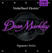 Струны для электрогитары DEAN MARKLEY 2504 (10-52) LTHB SIGNATURE NICKELSTEEL