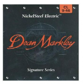 Струны для электрогитары DEAN MARKLEY 2508 (9-46) CL SIGNATURE NICKELSTEEL