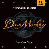 Струны для электрогитары DEAN MARKLEY 2502 (9-42) LT SIGNATURE NICKELSTEEL